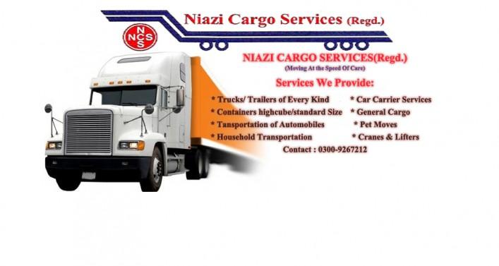 Niazi Cargo Services